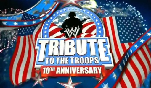 tribute to the troops 2012