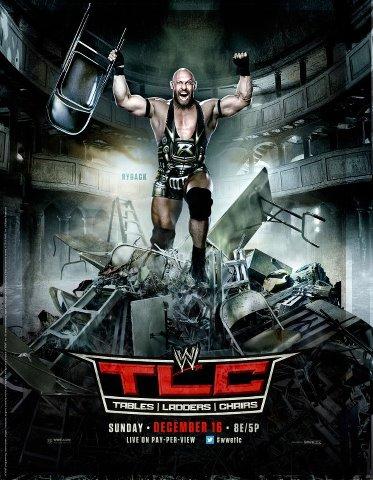 WWE TLC 2012