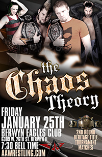 aaw chaos theory 2013