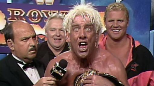 ric flair royal rumble 1992