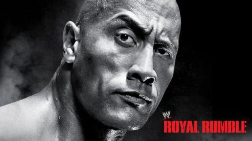 royal rumble 2013 rock